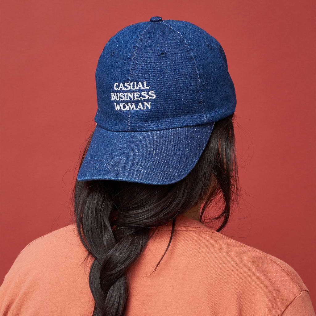 Casual Business Woman Hat