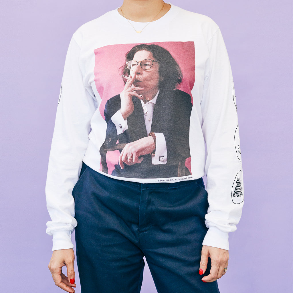 Limited Edition Fran Long-Sleeve Tee