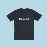 Black Raising Hell Tee