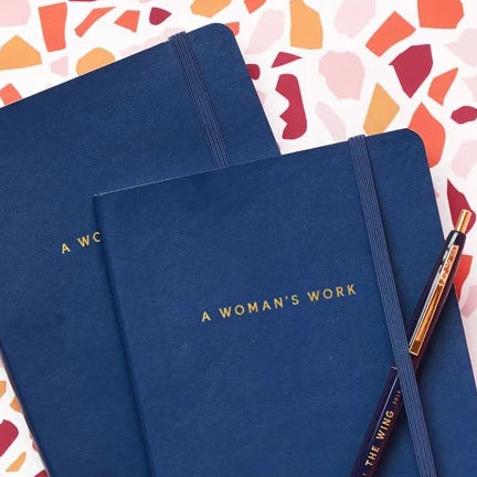 A Woman's Work Notebook