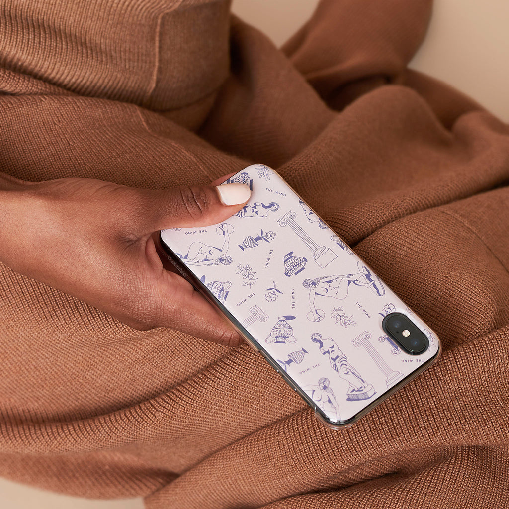 The Wing | Casetify Grecian Phone Case