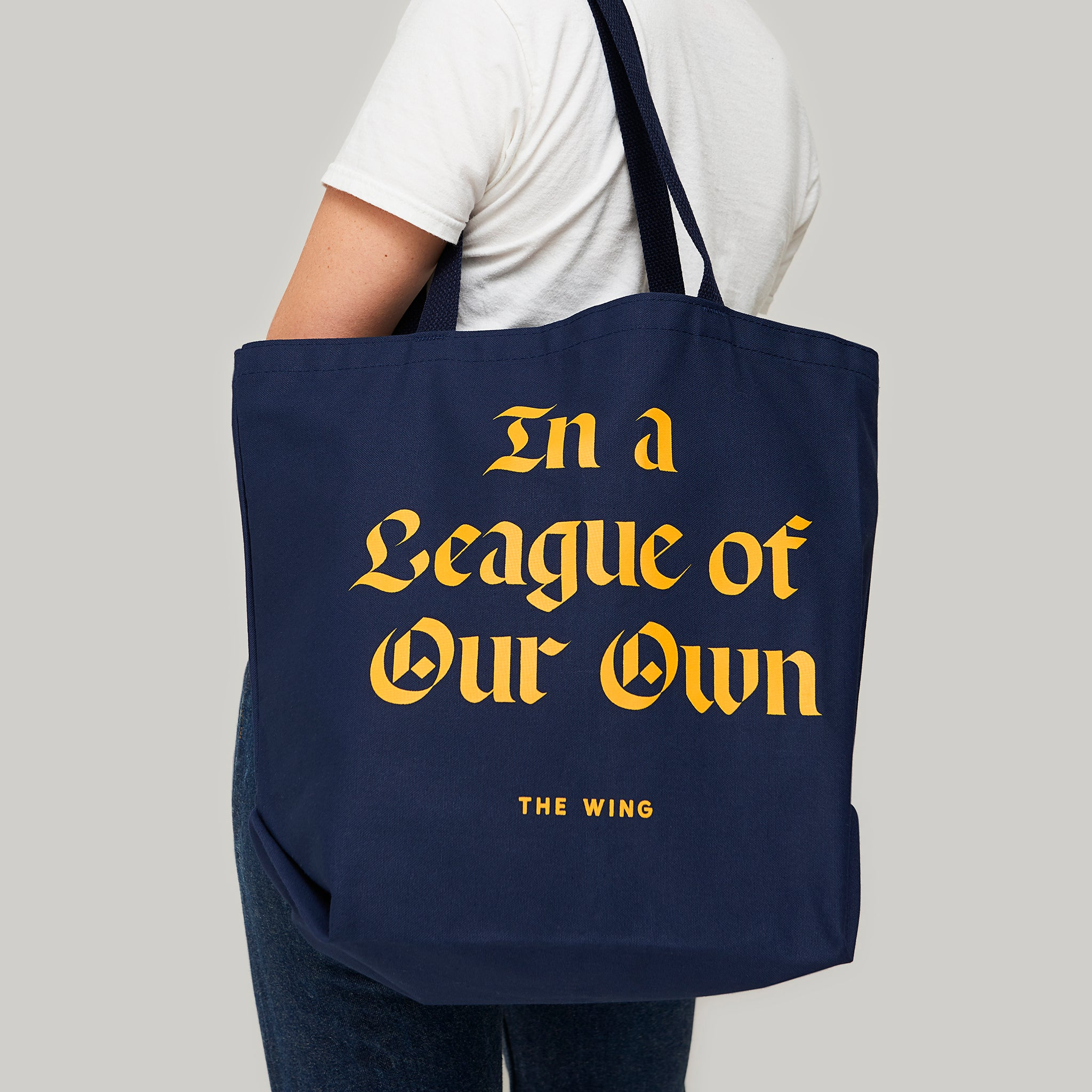 In a League of Our Own Tote