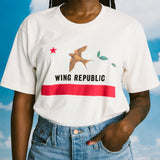 Wing Republic Tee