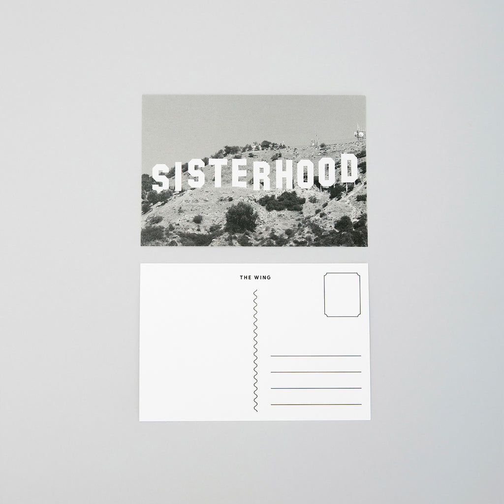 Sisterhood Postcard