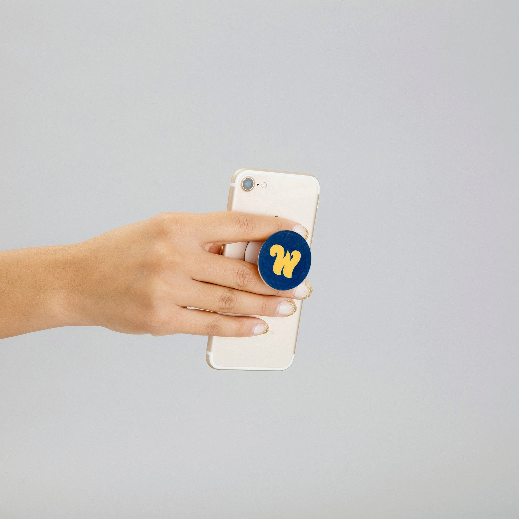 Logo Phone Grip