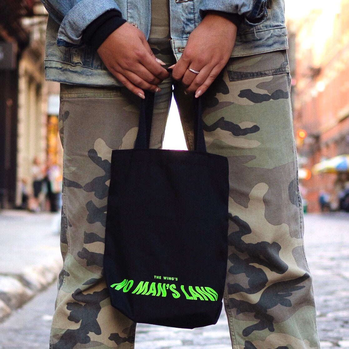 No Man's Land Mini Tote