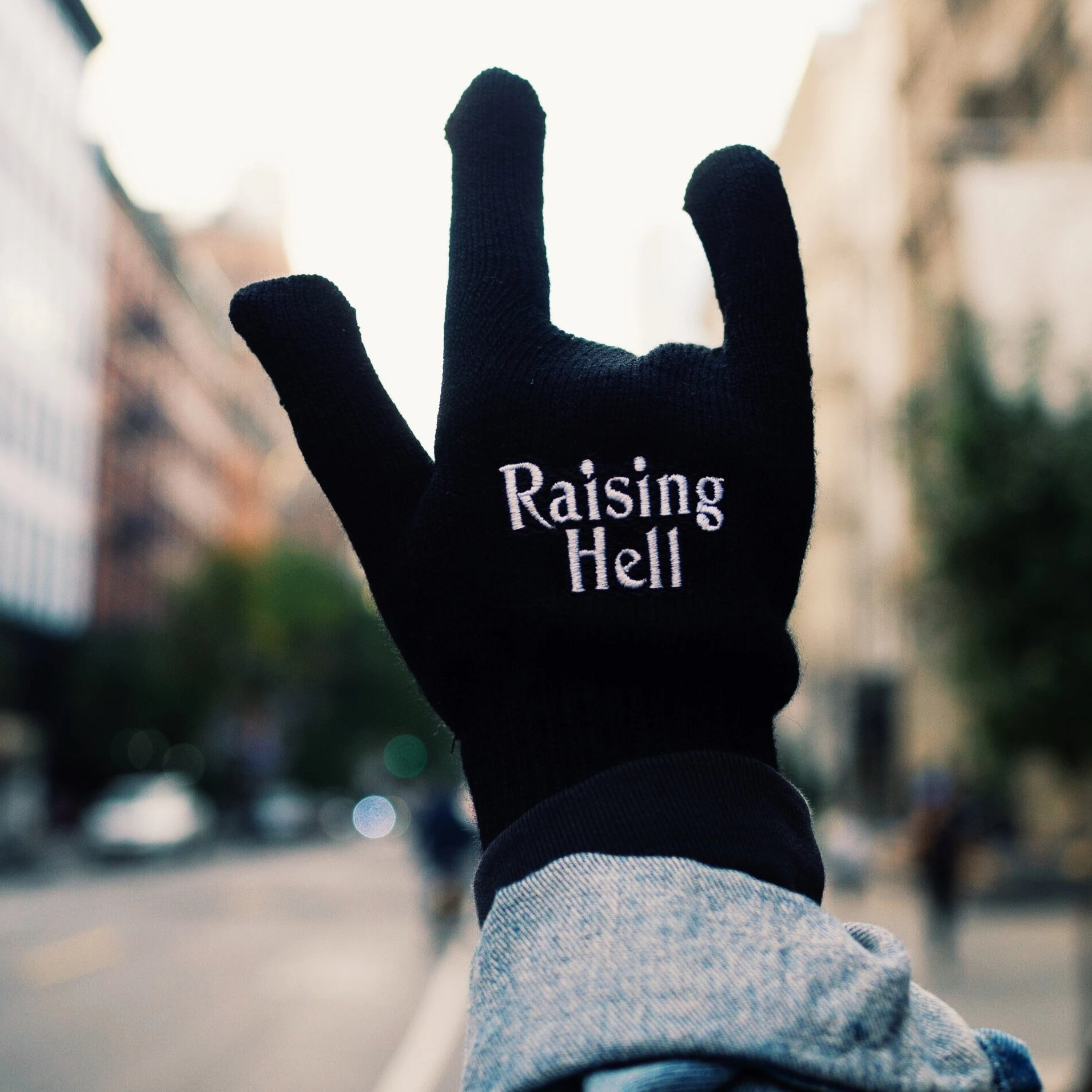 Raising Hell Gloves
