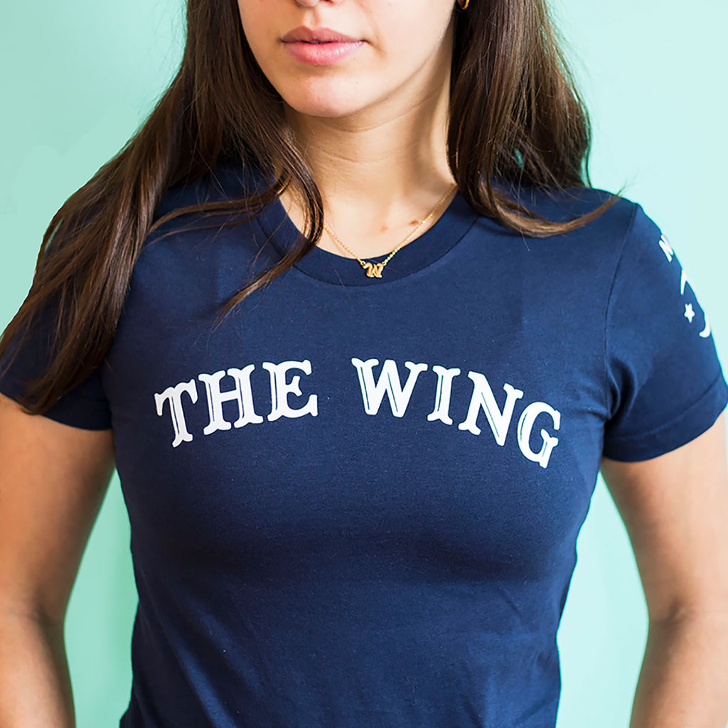 The Wing Ouija Tee