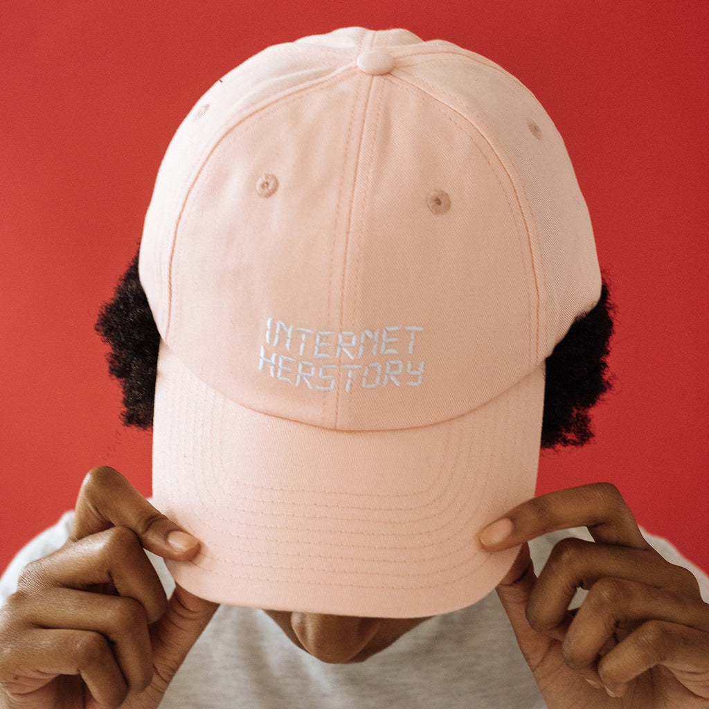 Internet Herstory Hat