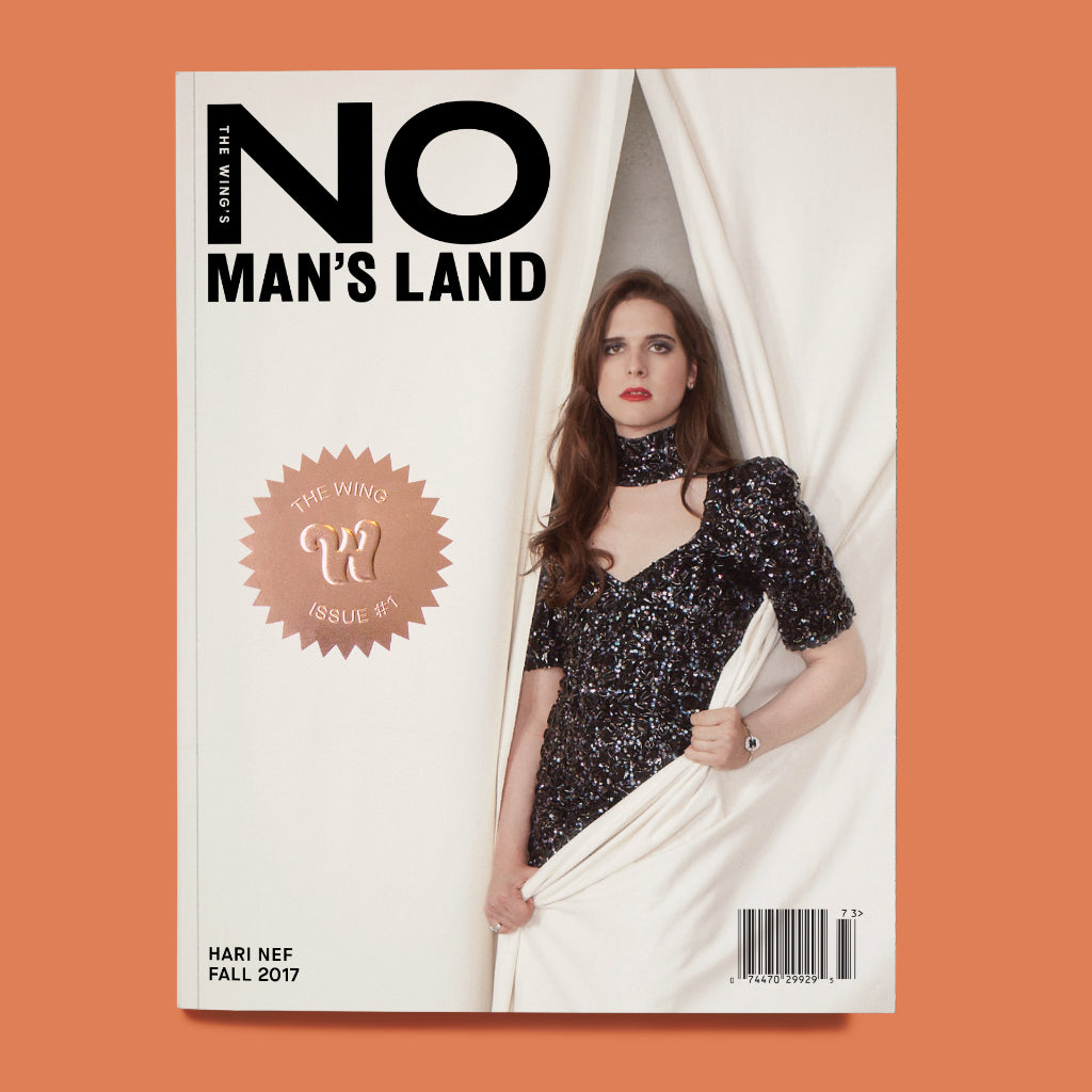 The Wing's No Man's Land Issue 01