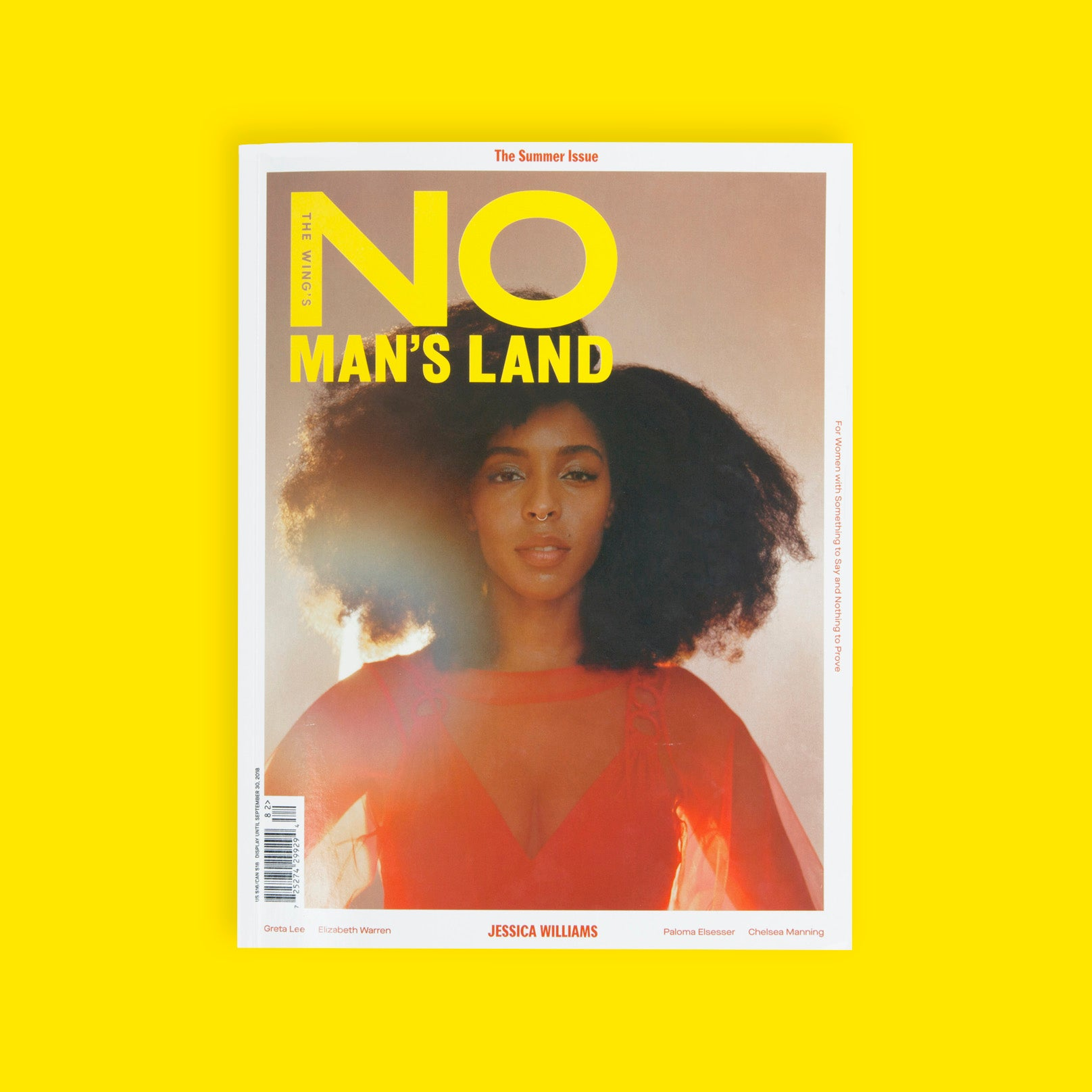 The Wing's No Man's Land Issue 02