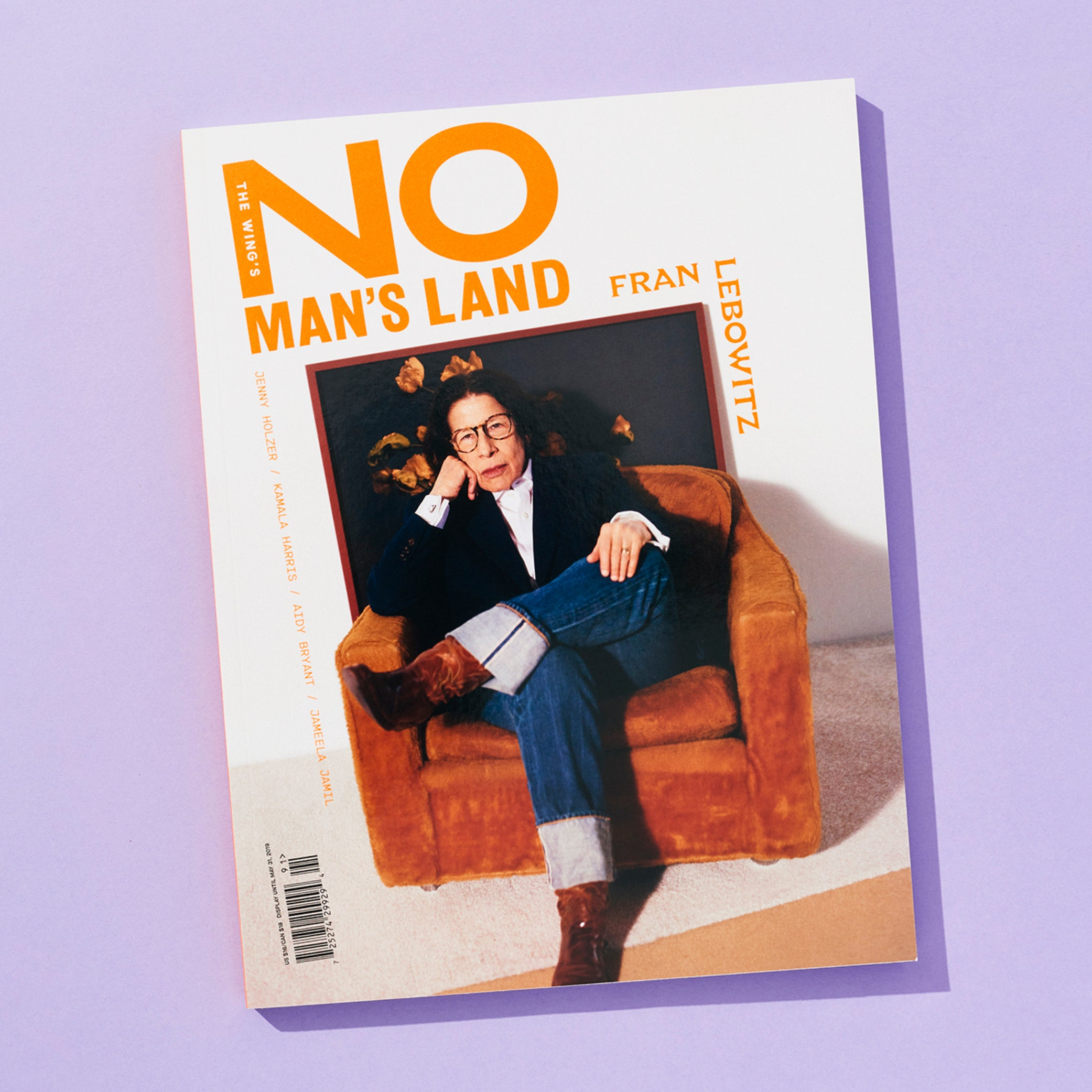 No Man's Land Issue 03 – The Wing Store