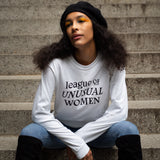League of Unusual Women Long Sleeve Tee