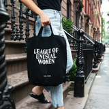 The Wing | Baggu League of Unusual Women Tote