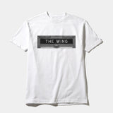 The Wing Subway Tee