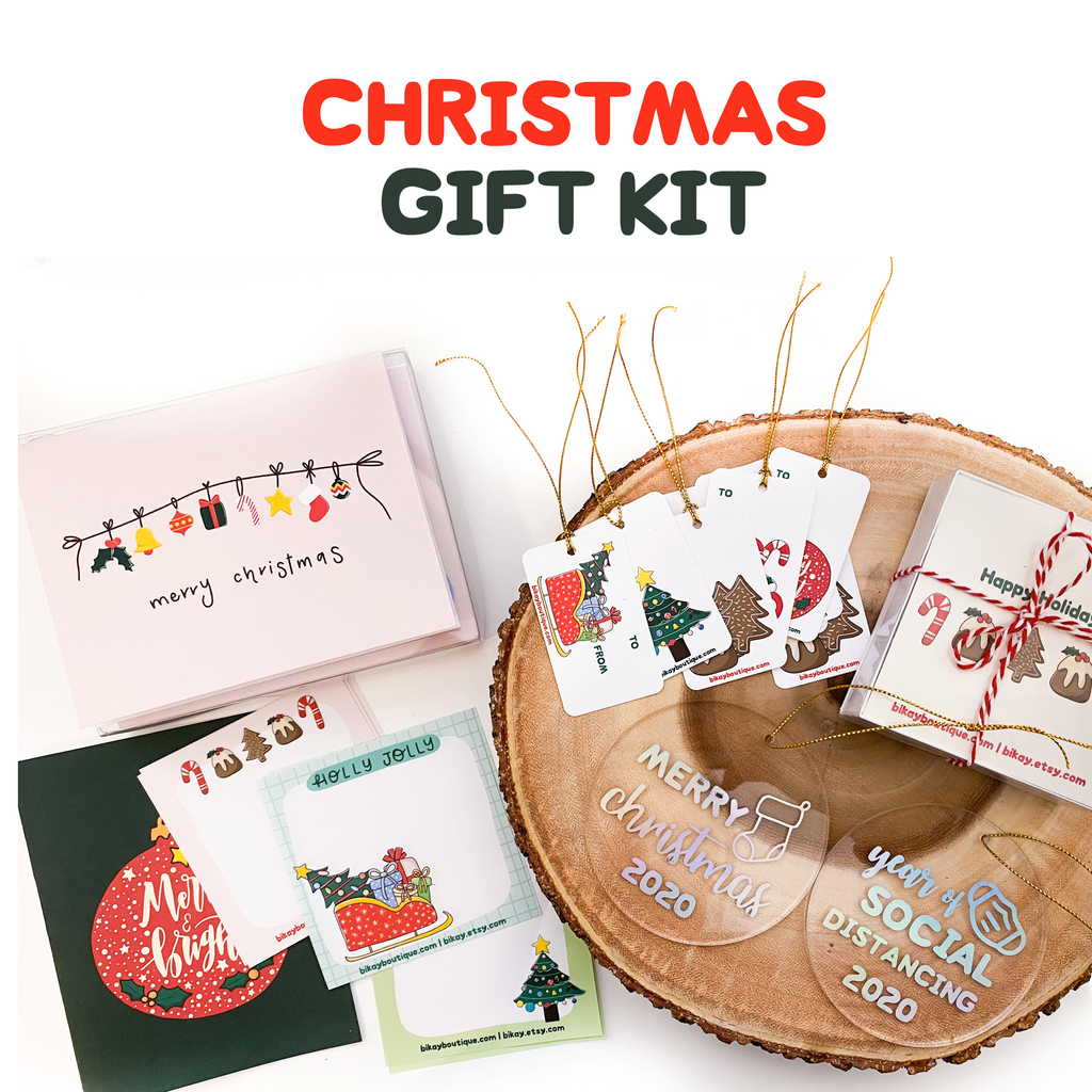 Santa's Bundle | Christmas gifting set ($73 value)