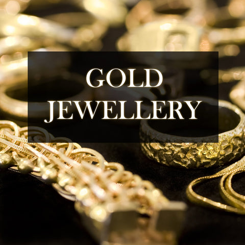 Gold Jewellery Collection at Nicol Street Pawnbrokers