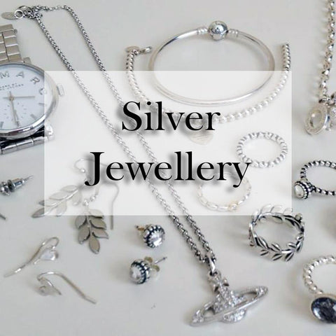 Sterling Silver Jewellery Collection at Nicol Street Pawnbrokers Nanaimo BC Canada