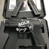 The Upgradable Sig Sauer P226 .22 LR Classic Pistol at Nicol Street Pawnbrokers Ltd.