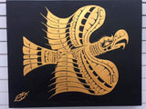 Beautiful Original painting by Heiltsuk artist Fred Anderson