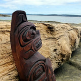 Native Carvings (Bear)