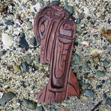 Nicol Street Pawnbrokers has a huge inventory of hand carved North West Coast Native art and jewellery