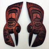 Native Carvings (Hummingbird)