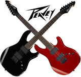 Which Peavey AT-200 Auto-tune guitar do you want? Midnight-Black or Candy-Apple-Red?