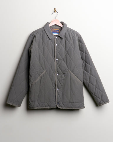 Mollusk Quilted Barn Jacket