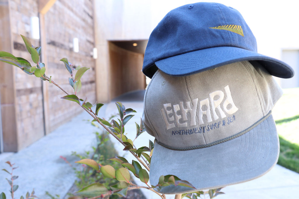 Leeward Cotton Cap Navy