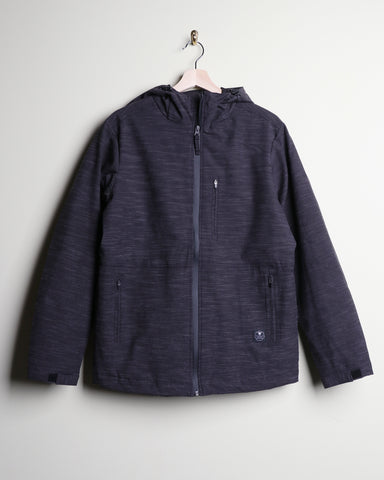 North Seas Jacket - Black