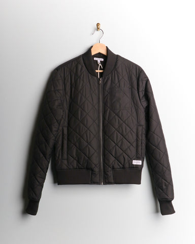 Banks Stroll Jacket Dirty Black