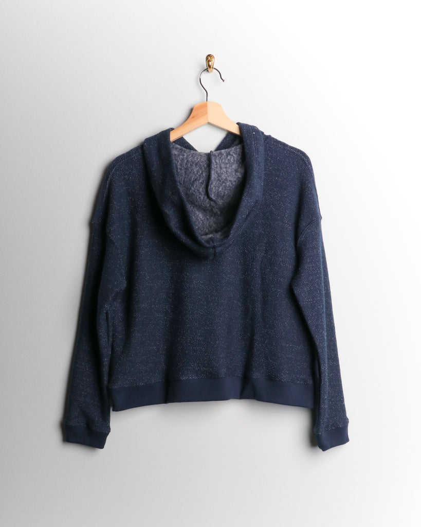 Mollusk Morning Light Pullover Navy Indigo
