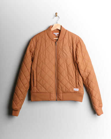 Banks Stroll Jacket Clay