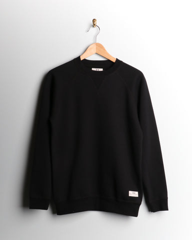 Muttonhead Crew Sweatshirt Black