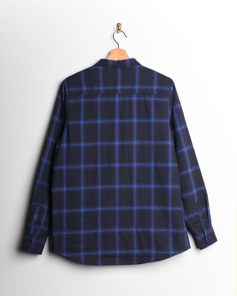 Banks Momentum Flannel Blue