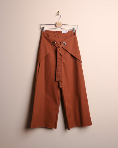 Native Youth Wrap Front Pants