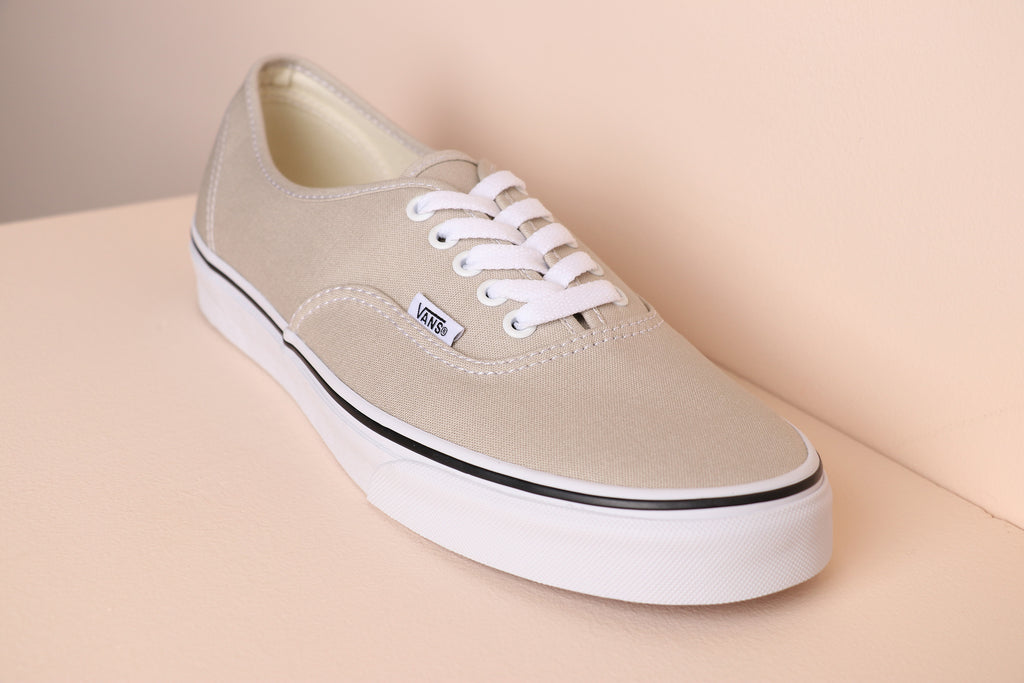 Vans Authentic Silver Lining / White