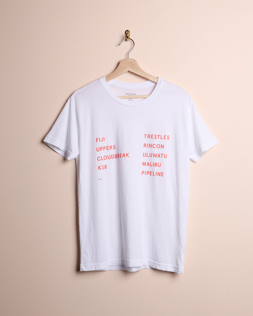 Quality Peoples Subtle Protest Tee