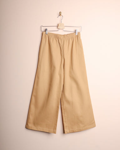 Me & Arrow Sailor Pants Desert Canvas