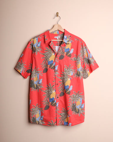 Banks Macaw S/S Buttondown