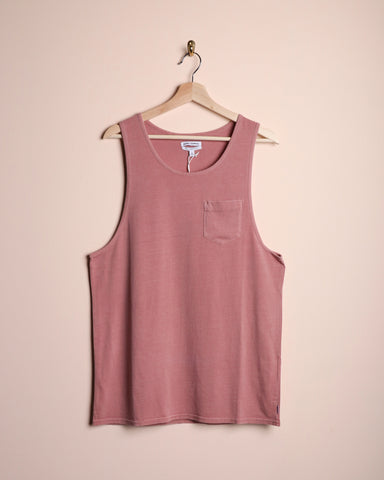 Banks Staple Tank Ash Rose