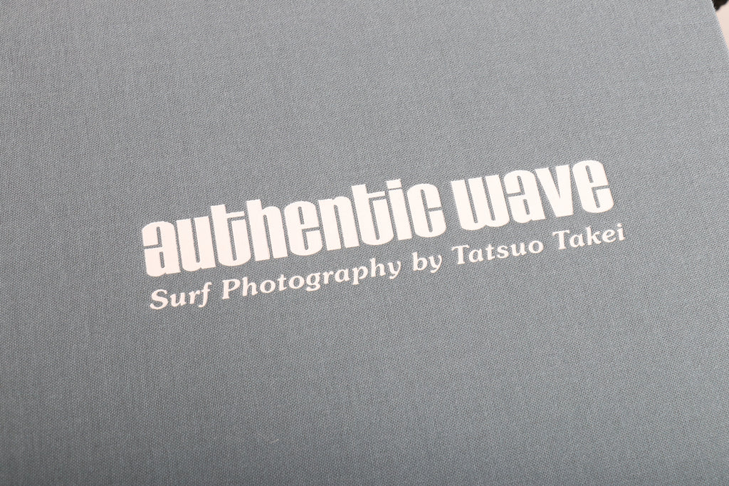 Authentic Wave by Tatsuo Takei