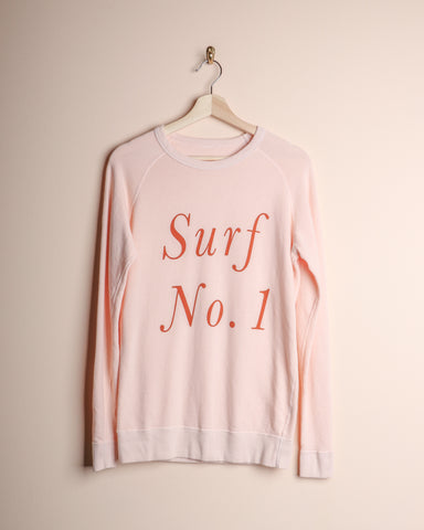 Quality Peoples Surf No. 1 Crew Nude