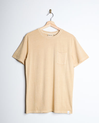 Rhythm Everyday Wash T-Shirt Sunbleach