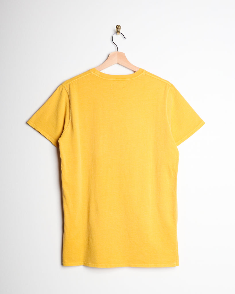 Banks Primary Tee Faded Yellow
