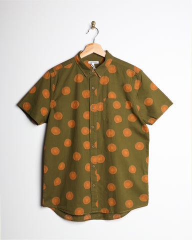 Banks Solar SS Button Down Shirt