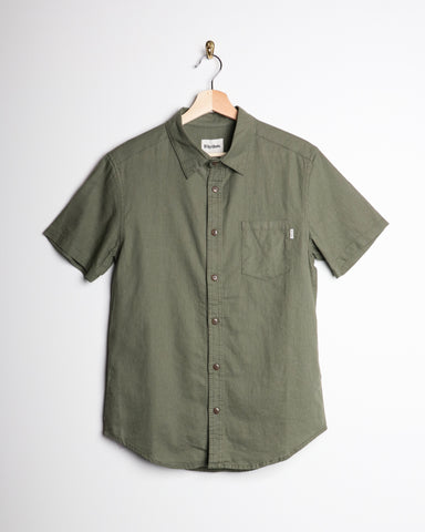 Rhythm Apartment Shirt Olive