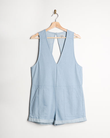 Rhythm Harper Jumpsuit Sun Bleach
