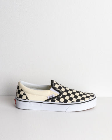 Vans Classic Slip-On B&W Checker